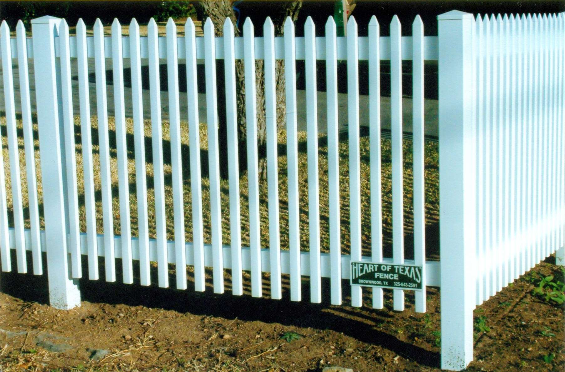 heart of texas fence
